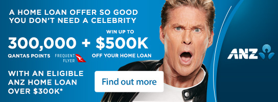 A homeloan offer so good you don't need a celebrity